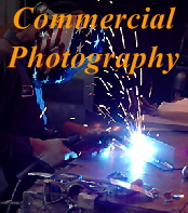 Commercial photography used in advertising, corporate brochures, websites, editorials and entertainment